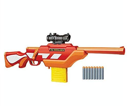 Buzz Bee Air Warriors The Walking Dead Andrea's Rifle Dart Blaster