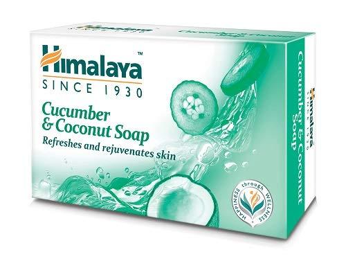 Himalaya Savon au Concombre Rafraîchissant 75 g 1 Unité