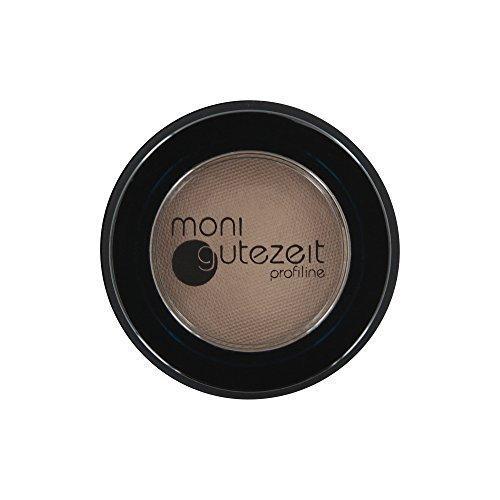 Moni Gutezeit Profi Make-Up Augenbrauenpuder für den natürlichen Augenbrauen Look, Farbe: ash brown, 2 gr.
