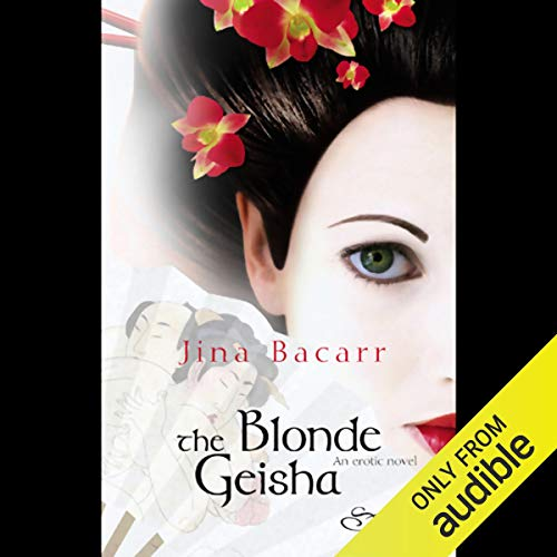 Page de couverture de The Blonde Geisha