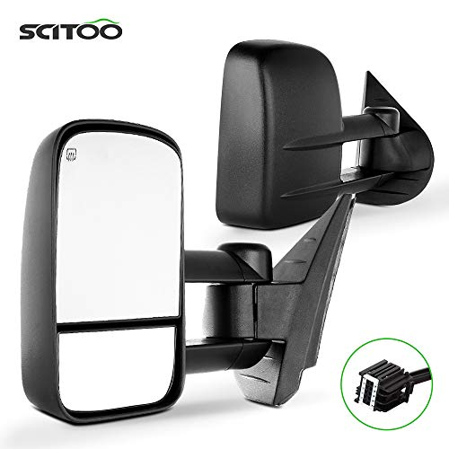 09 silverado towing mirrors - 2