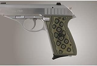 Hogue SIG Sauer P230 P232 G10 Gun Grips, Damascus Green