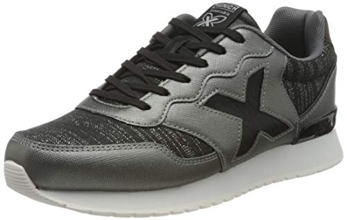 Munich DASH WOMEN 65, Zapatillas Adulto, Negro, 40 EU