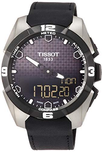 Tissot T-Touch Expert Solar Titan T091.420.46.051.00 Cronógrafo para Hombres