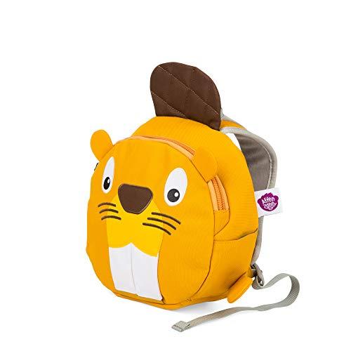 Affenzahn Kinderrucksack für 1-3 Jährige im Kindergarten - Biber