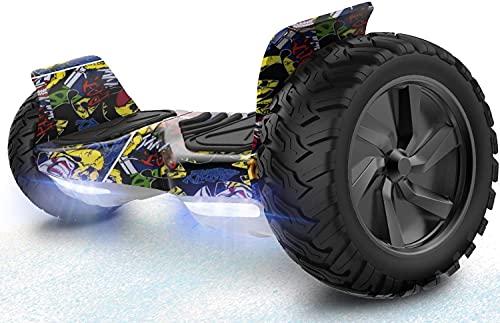 RCB Hoverboards Scooter Eléctrico de...