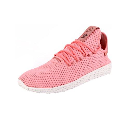 adidas Mens Pharrell Williams Tennis hu Athletic Shoe (Mens 13, Blue Monochrome 6432)
