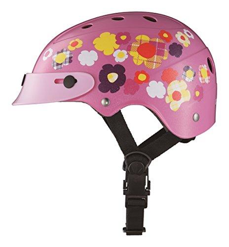 ブリヂストン(BRIDGESTONE) 幼児用ヘルメット colon(コロン) ピンク CHCH4652 B371252PK (頭囲 46cm~52cm未満)