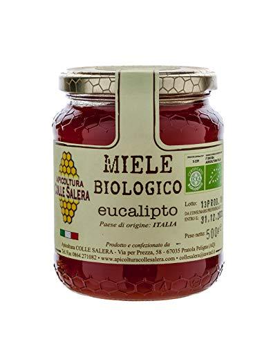 miele italiano biologico