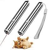Biucat C2 LED Light Licht Pointer Katzen Hund Interaktives Spielzeug Haustier 2 pcs