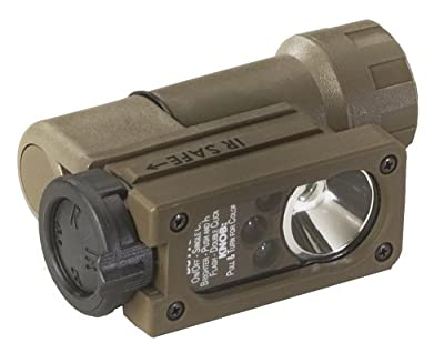 Streamlight Sidewinder Compact Tactical Flashlight with C4 LEDs