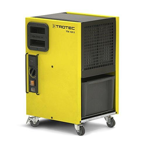 TROTEC Deshumidificador TTK 125 S/Deshumidificación máx.: 32 litros / 24h / Nivel de Ruido: 52 dB (A)
