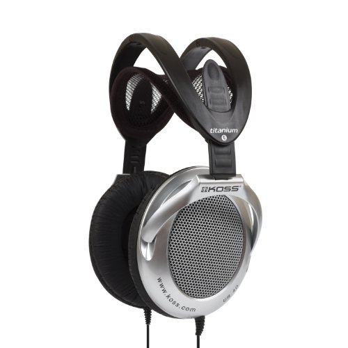 Koss 155524 UR40 Collapsible Over-Ear Headphones