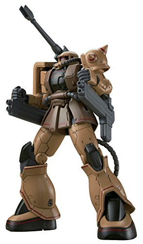 Bandai HG The Origin MSD 1/144 Zaku Half Cannon Model Kit(Japan Import)