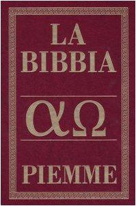 La Bibbia. Alfa Omega