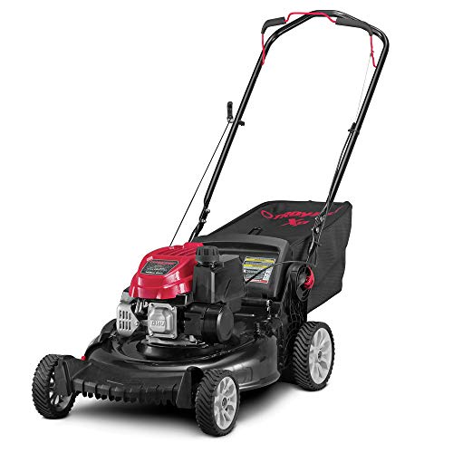 Troy-Bilt 11A-U2V2766 TB170 XP SpaceSavr 149cc Vertical Storage 21 in. Push Lawn Mower
