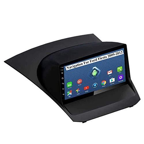 Para Ford Fiesta 2009-2017 Android 8.1 Doble Din Navegación GPS Pantalla táctil de 9 pulgadas Unidad principal estéreo para automóvil DSP RDS SWC Reproductor multimedia manos libres Bluetooth Recept
