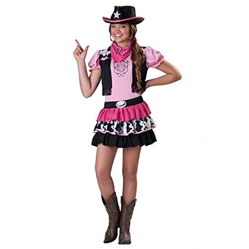 Amscan International - Disfraz para adulto Cowgirl (999696)