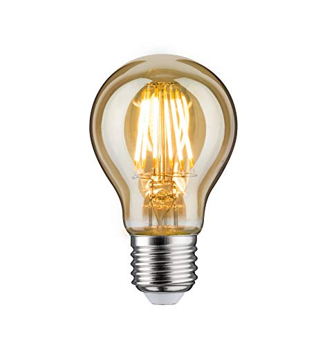 Preisvergleich Produktbild Paulmann Leuchten LED Leuchtmittel,  6 W,  Gold
