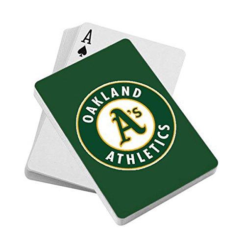 MLB Oakland Athletics Playing Cards