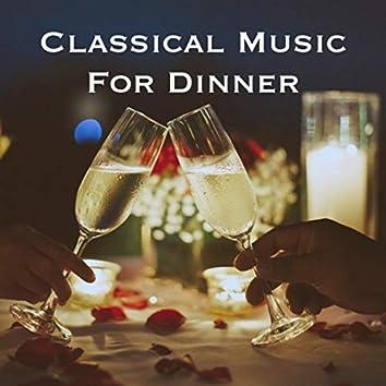 Classical Music For Dinner