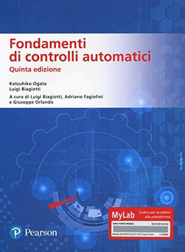 Fondamenti di controlli automatici. Ediz. MyLab. Con Contenuto digitale per download e accesso on line