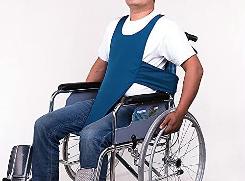 Cinturón de seguridad para silla de ruedas, Arnés para silla de ruedas para adultos para evitar deslizamientos, Sistema de sujeción del arnés para silla de ruedas, Cinturón de soporte para el torso pa