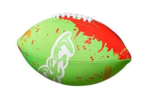 Best Sporting Neopren American Football, Verschiedene Farbausführungen (grün/orange)
