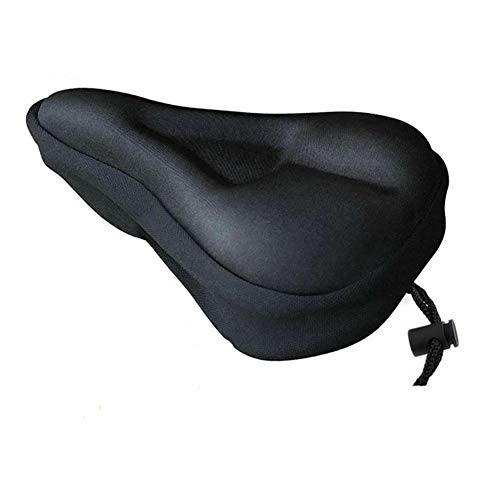 Find Discount NOLOGO Yg-ct 3D Soft Thickened Bicycle Seat Breathable Bicycle Saddle Seat Cover Comfo...