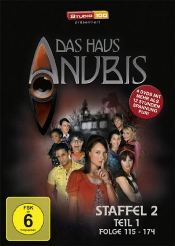 Staffel 2.1, Episoden 115-174 (4 DVDs)