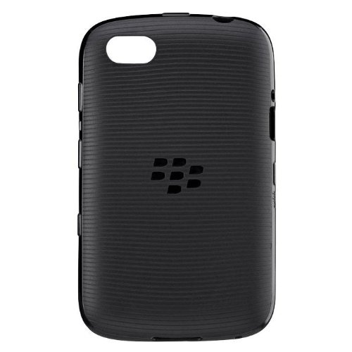 BlackBerry ACC-55945-001 9720 Soft Shell Translucent Case schwarz