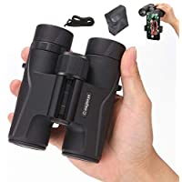 C-eagleeye W03-1232 12x20 Waterproof Binocular with Night Vision