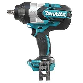 Makita DTW1002Z Clé à chocs sans balai, 1 000 N m, couleur bleue