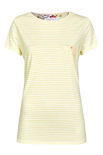 Ringella Bloomy Damen T-Shirt mit Rundhalsausschnitt 9551407