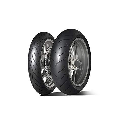 Dunlop Sportmax Roadsmart II – 190/55/R17 75 W – A/A/70 DB – Pneu de Moto