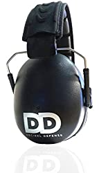 decibel defense earmuffs for noise reduction