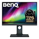 BenQ SW240 PhotoVue 24 inch Color Accuracy IPS Monitor for Photography