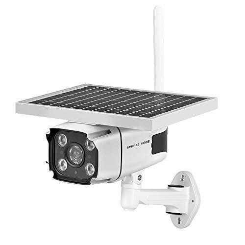CHENGGONG Cámara de vigilancia con detección de Movimiento HD 1080P, Monitor de Seguridad, para el hogar, Patio, supermercado, antirrobo, Mascota, Perro, bebé, Cuidado de Ancianos