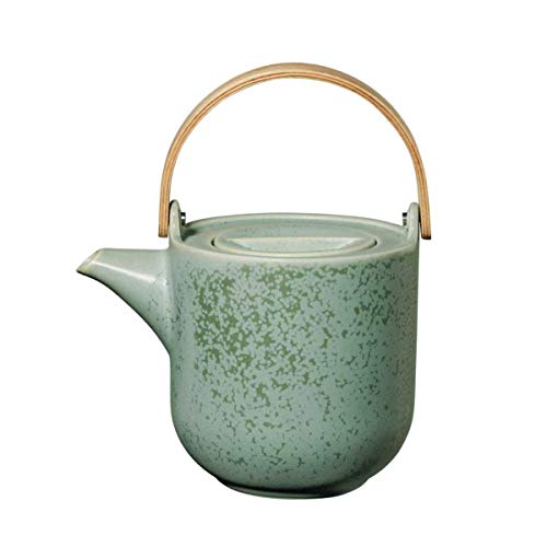 ASA Teekanne mit Holzgriff, Minto