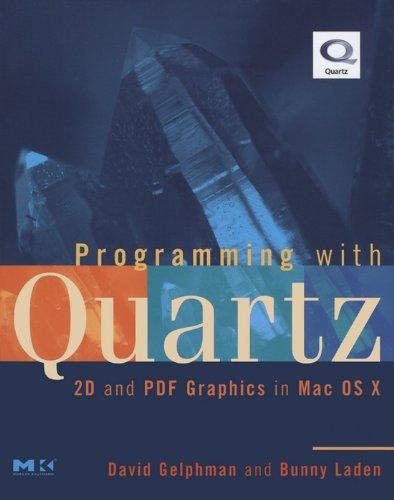 Morgan Kaufmann Programming with Quartz Bild
