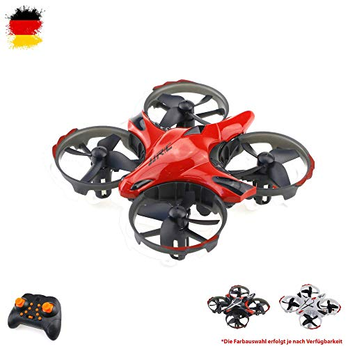 Himoto HSP 4.5 Kanal RC Ferngesteuerter Mini Quadcopter mit Akku, 3D Drohne mit Looping-Funktion und coolem LED-Effekt, 6-Axis Gyro, Headless-Mode, One-Key Start-Funktion