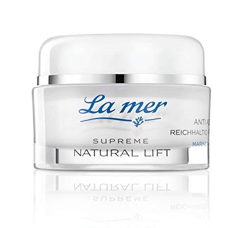 La mer Supreme Natural Lift Anti Age Cream Reichhaltig 50 ml ohne Parfum