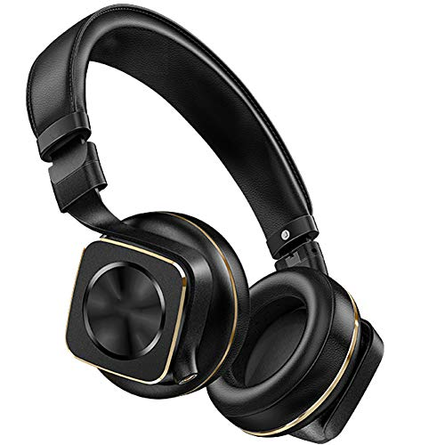 QNSQ headset, gaming headset, draadloze bluetooth-headset, smart touch-subwoofer-muziekheadset, multi-point-verbindingstechnologie kunnen twee apparaten tegelijk verbinden.