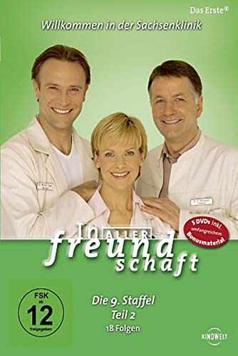 Staffel 9, Teil 2 (5 DVDs)