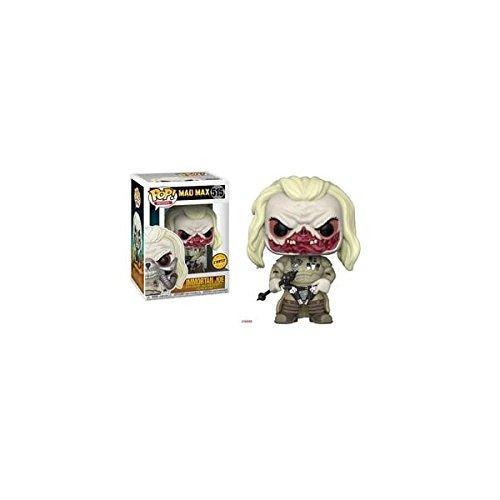 Funko Pop! Peliculas: Mad MAX Fury Road - Figura de Vinilo Immortan Joe Chase Variant Limited Edition (Se Incluye con el Estuche Pop Box Protector)