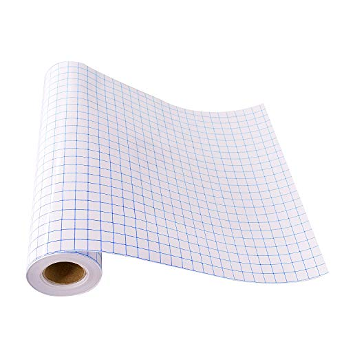 (30% OFF) Vinyl Transfer Tape – 12″x30′ $11.19 – Coupon Code