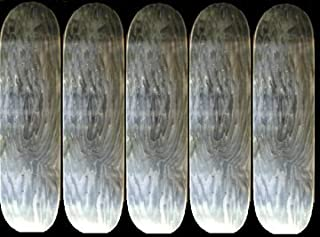 TGM Skateboards 5 BETTER MADE BLANKS SKATEBOARD DECKS 7.5 in Deck BLACK