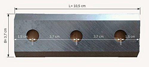 Häcksler Klinge,Ersatzklingen für Holzhäcksler,Messer für Holzhäcksler,1 Klinge