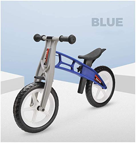 New Lightweight Children Balance Bike High Strength Niños Ciclismo al Aire Libre 2 Ruedas Scooter de Bicicleta Sin Pedales de pie