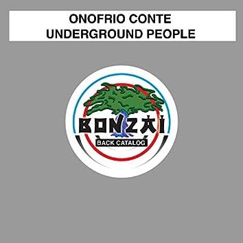 Underground People EP